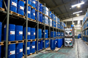 industrial chemicals distributor