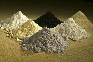Industrial minerals distributor