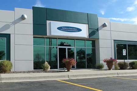minerals chemicals distributors office