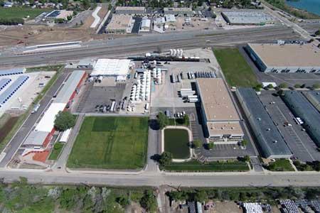 minerals chemicals distributors warehouse